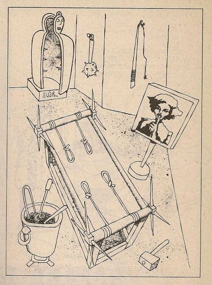 Suar, HUM® nº 6, noviembre de 1978 p.47